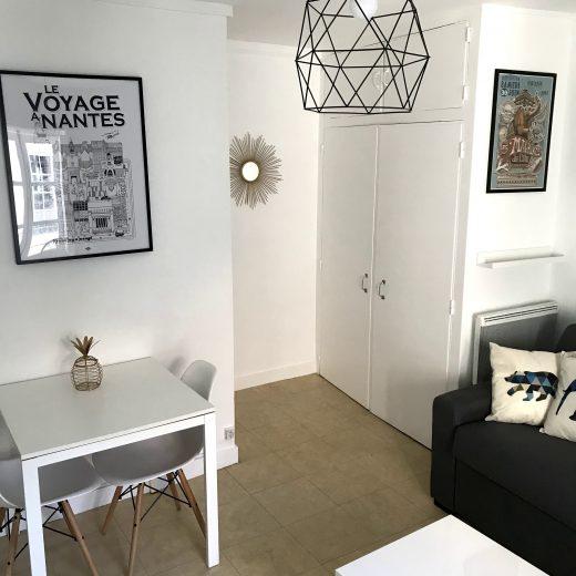 Studio à Louer Quartier Bouffay Nantes 44 Particulier